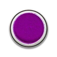 Stargazer UV Glow EyeShadow Loose Powder Neon Eye Dust Colour Luminous - Purple