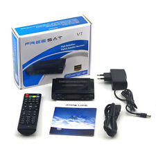 Freesat V7 Satellite TV Receiver DVB-S2 HD 1080P Support PowerVu Cccamd Youtube