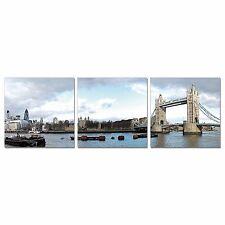 Artefact® MDF London Bridge Wandbild Kunstdruck Bild Wanddeko Deko Gestaltung