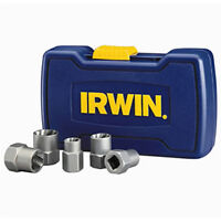 Irwin 394001 - 5pc Bolt-Grip Bolt Extractor Base Set