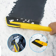 Multifunctional Winter Snow Removal Shovel Car Glass Scraping Snow Brush Defrost