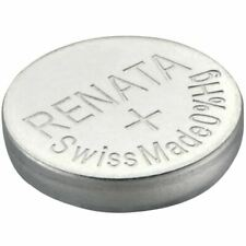 Renata 386 Renata Watch Battery  386 (SR43W) - Pack Of 10 (10 X)