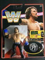 WWE Mattel AJ Styles Retro Figure Series 3