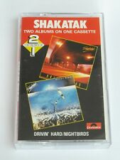 Shakatak - Drivin' Hard/ Nightbirds - Cassette - Used Good