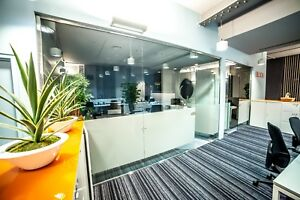 Glass Partitions Including Installation