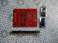 Trapdoor memory card Amiga 500+ Plus 1MB DIY