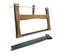 Oak Folding Wooden Bucksaw 530 mm