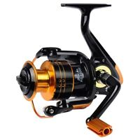 12BB Metal Saltwater Spinning Fishing Reel 5.2:1 Gear Ratio Right Left Handed