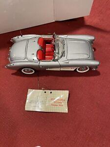 Franklin Mint 1957 Corvette Fulie D4C Fiberglass Edition