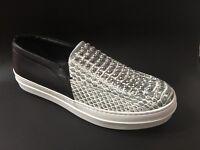 NIB $615 Alexander McQueen New Daze Black Womens Shoes Size Eur 39