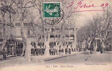 SALON 2914 place pelletan photo lacour timbrée 1909