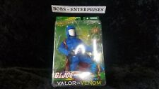 "G.i. Joe- Valor Vs. Venom 12"" Cobra Commander Figure-BRAND NEW    SB-29"