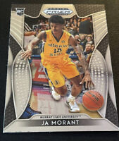 Ja Morant 2019 Panini Prizm - Rookie Card - RC Memphis Grizzlies - ROY - Sharp!