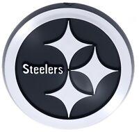 Pittsburgh Steelers NFL Car Truck Automotive Grill Emblem Chrome Finish F3D14C