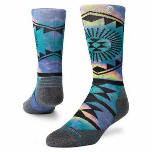 Stance Hines Ridge Crew Adventure Socks Size S (3-5.5)