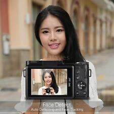"""Andoer 3.0"""" LCD HD 1080P 24MP Black Digital Vedio Camera Cam Camcorder+UV Filter"""