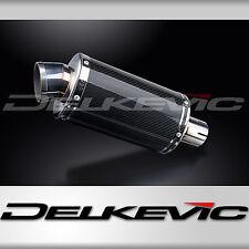 DS70 Carbon Silencer Muffler Exhaust Slip-on for Honda Suzuki Yamaha Kawasaki