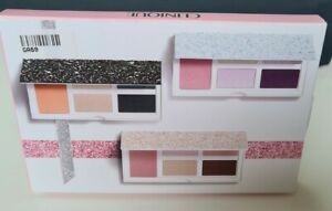 CLINIQUE TWINKLE TRIO SET OF 3 EYESHADOW & BLUSH PALETTES