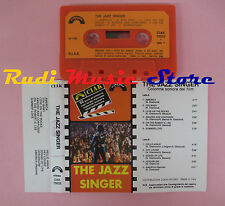 MC The jazz singer 1982 italy CINEVOX CIAK 75033 cd lp dvd vhs