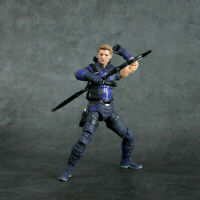 6'' Marvel Avengers Endgame Infinity War Hero Hawkeye Action Figure PVC Toy