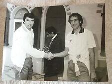 MONDIALI MUNDIAL CALCIO 1982 SPAGNA ESPANA ZOFF E GRAZIANI FOTO COPPA DEL MONDO
