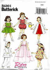 SEWING PATTERN! MAKE VINTAGE STYLE DOLL CLOTHES~FIT AMERICAN GIRL~SHIRLEY TEMPLE