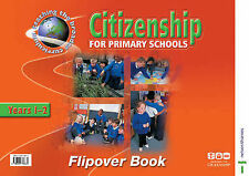 Citizenship for Primary Schools: Flipover Book Years 1-2 by Turner, Stephanie,
