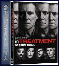 IN TREATMENT - COMPLETE SERIES SEASON 3 ***BRAND NEW DVD***
