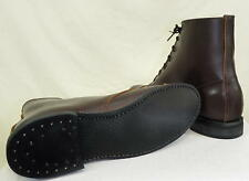 Reed Hill Brown Leather Paddock Boot Ladies size 6C