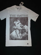 THE SMITHS WHITE INDIE T SHIRT SMALL,