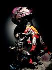 Marvel: Sideshow X-MEN VS SENTINEL #1,2,3 diorama statue set - RARE (wolverine)