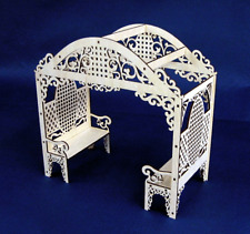 Dollhouse Miniature 1:12 Scale Arbor Kit
