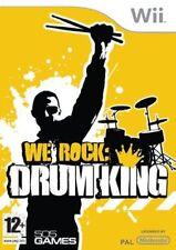 We Rock - Drum King - Nintendo WII