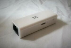 ZTE W5 - USB Modem Router 3G/4G Mini Wireless 150MBPS HSPA+