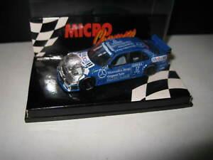 M schumacher Collection nº 6+7 mercedes-benz 1990//91 MSC Minichamps rare 1:64 *
