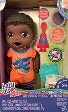 Baby Alive Super Snacks Luke African American Doll