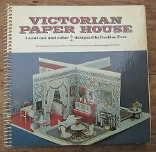 VICTORIAN PAPER HOUSE EVALINE NESS CHARLES SCRIBNER 1978