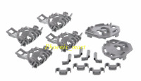 418675 GENUINE BOSCH Dishwasher BASKET SUPPORT BEARING KIT