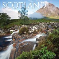 2019 Calendar Scotland Landscape Scottish Diary Planner Brand New Scenic Country