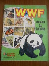"""Album Figurine """" WWF animali da salvare'"""" - EDIZ.PANINI VUOTO!!!!"""