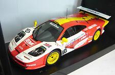 UT Models 39820 McLaren F1 GTR Le Mans EMI 1996 1/18 gebr.&OVP