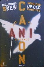ANI DIFRANCO, CANON POSTER (B8)
