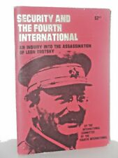 Security & the 4th international, inquiry into the assassination of Leon Trotsky