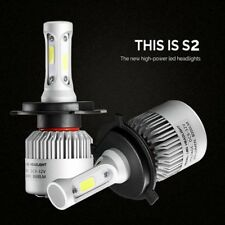 H4 LED Auto UMRÜSTKIT Scheinwerfer HI/LO Birnen 200W 20000LM Brenner Headlight