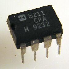 Harris ICL 8211 CPA programmabile RILEVATORE DI TENSIONE IC 8 Pin DIL mbe020a