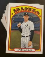 2021 Topps Heritage #101-200 - Finish, Complete Your Set U Pick