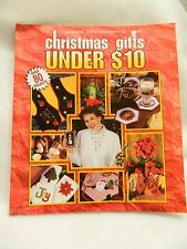 Christmas Gifts under $10 (1999, Paperback)