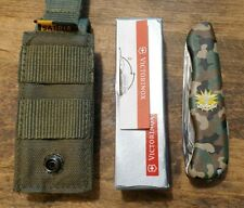 Victorinox Swiss Army Knife Outrider Military Edition (SATRIA) - MALAYSIAN ARMY