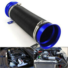 "Blue 75mm 3""Multi Flexible Autos Turbo Cold Air Intake Duct Inlet Pipe Hose Tube"