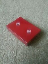 MADISON PRIVATE RESERVE ROUNDERS playing cards red scarlet Ellusionist new rare